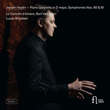 CONCERTO PIANO RÉ / SYMPHONIES 80,81