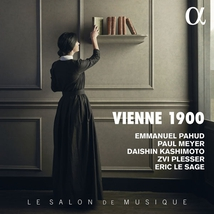 VIENNE 1900 - KORNGOLD, BERG, MAHLER, ZEMLINSKY, SCHONBERG