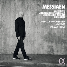 L'ASCENSION (ORCH.) / TOMBEAU RESPLENDISSANT / ...