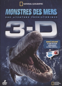 MONSTRES DES MERS 3-D