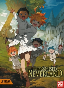 THE PROMISED NEVERLAND - 1