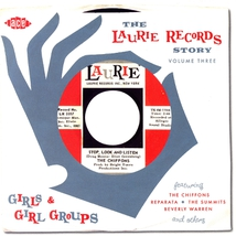LAURIE RECORDS STORY, VOL.3: GIRLS & GIRLS GROUPS