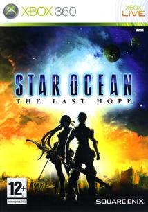 STAR OCEAN : THE LAST HOPE - XBOX360