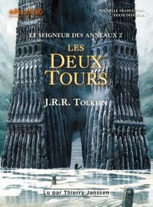 LE SEIGNEUR DES ANNEAUX TOME 2 - LES DEUX TOURS
