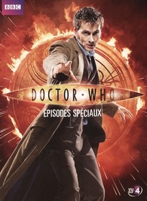 DOCTOR WHO : THE COMPLETE SPECIALS - 1