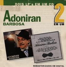 2 EM UM: ADONIRAN BARBOSA