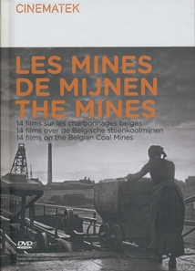 LES MINES / DE MIJNEN - LIVRE-DVD