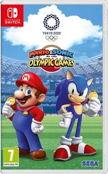 MARIO & SONIC AUX JEUX OLYMPIQUES TOKYO 2020