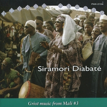 GRIOT MUSIC FROM MALI # 3