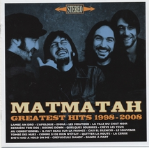 GREATEST HITS 1998-2008