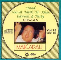 MAIKADAH: GHAZALS VOL.15