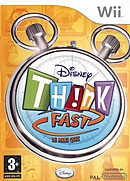 DISNEY TH!NK FAST - THE QUIZZ GAME - Wii
