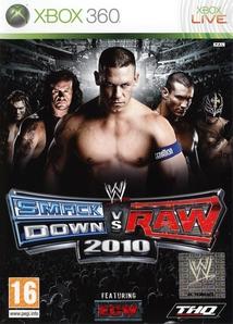 WWE SMACKDOWN VS RAW 2010 - XBOX360