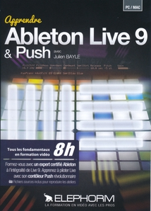 ABLETON LIVE 9 - LE SEQUENCEUR AUDIO & MIDI