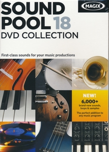 SOUNDPOOL COLLECTION 18 - DVD COLLECTION