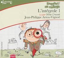 ENQUÊTE AU COLLÈGE (L'INTÉGRALE I) (CD-MP3)