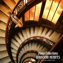 KINGDOM HEARTS FIELD AND BATTLE:  PIANO COLLECTIONS