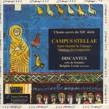 CAMPUS STELLAE (SAINT MARTIAL DE LIMOGES, SAINT JACQUES)