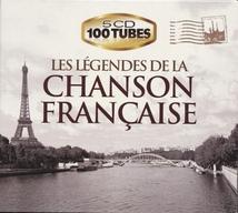 LES LEGENDES DE LA CHANSON FRANÇAISE