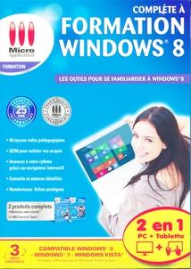 FORMATION COMPLÈTE A WINDOWS 8