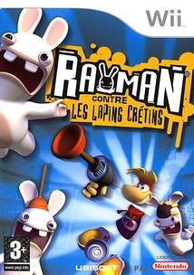 RAYMAN CONTRE LES LAPINS CRETINS - Wii