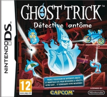 GHOST TRICK : DETECTIVE FANTOME - DS