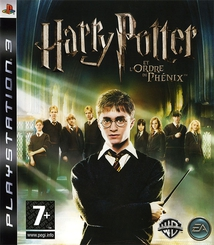 HARRY POTTER ET L'ORDRE DU PHOENIX - PS3