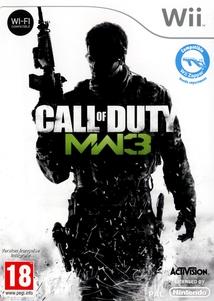 CALL OF DUTY - MODERN WARFARE 3 - Wii