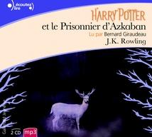 HARRY POTTER ET LE PRISONNIER D'AZKABAN (CD-MP3)
