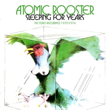 SLEEPING FOR YEARS (THE STUDIO RECORDINGS 1970-1974)