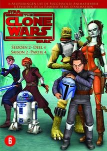STAR WARS: THE CLONE WARS - 2/4