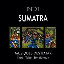 SUMATRA: MUSIQUES DES BATAK
