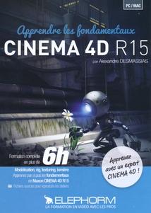 CINEMA 4D - R15 - APPRENDRE LES FONDAMENTAUX