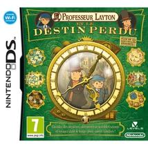 PROFESSEUR LAYTON ET LE DESTIN PERDU - DS
