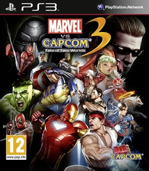MARVEL VS CAPCOM 3 - PS3