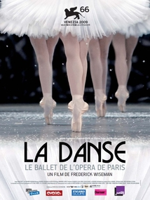 LA DANSE - LE BALLET DE L'OPÉRA DE PARIS - Blu-Ray