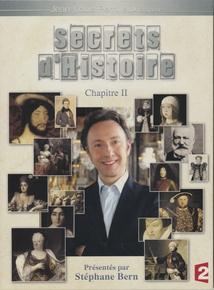 SECRETS D'HISTOIRE - CHAPITRE II - COFFRET 5 DVD