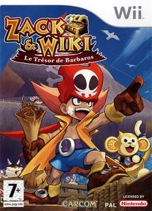 ZACK & WICKI : LE TRESOR DE BARBAROS - Wii
