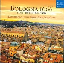BOLOGNA 1666 (COLONNA/ TORELLI/ ALBERTI/ PERTI/ ZAVATERI/ LA