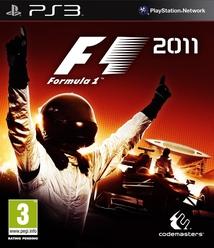 FORMULA 1 2011 - PS3