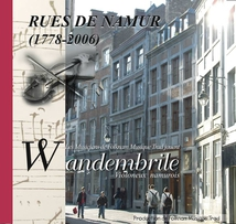 1778-2006 RUES DE NAMUR