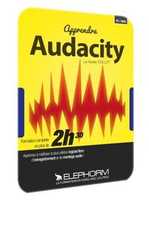 AUDACITY 2 - L'EDITEUR AUDIO