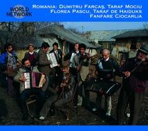 ROMANIA: WILD SOUNDS FROM TRANSYLVANIA, WALLACHIA & MOLDAVIA