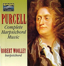 PURCELL - COMPLETE HARPSICHORD WORKS