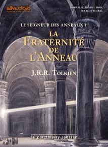 SEIGNEUR DES ANNEAUX TOME 1 - LA FRATERNITÉ DE L'ANNEAU