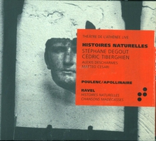 HISTOIRES NATURELLES (+ RAVEL)