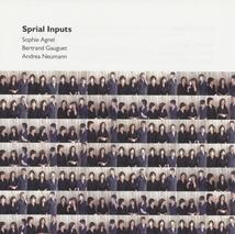 SPIRAL INPUTS