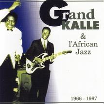 GRAND KALLE & L'AFRICAN JAZZ: 1966-1967
