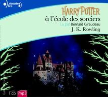 HARRY POTTER À L'ÉCOLE DES SORCIERS (CD-MP3)