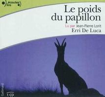LE POIDS DU PAPILLON
